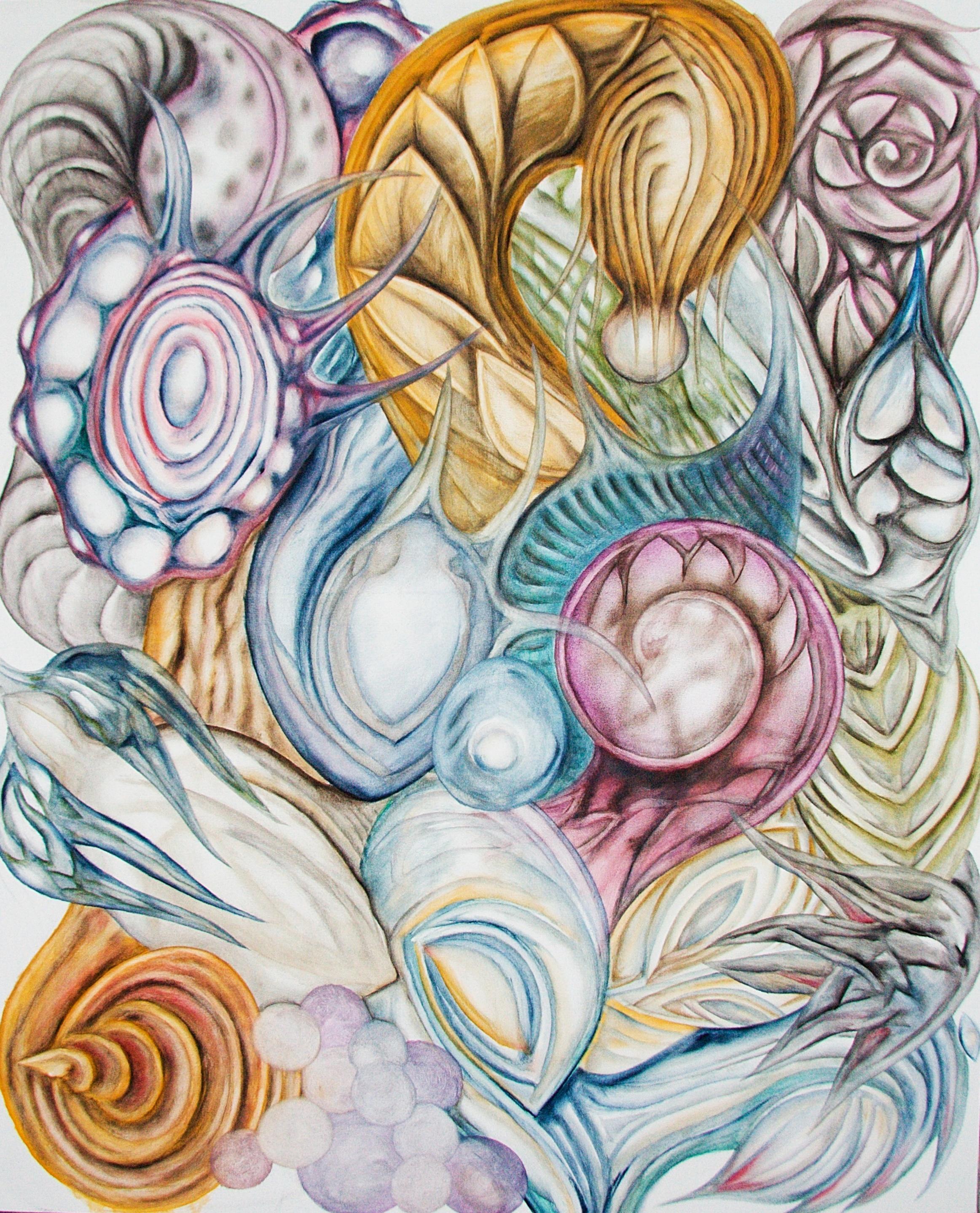 Vystava Obrazu A Plastik Petra Hejneho Na Zamku Nebilovy Nebilovy
